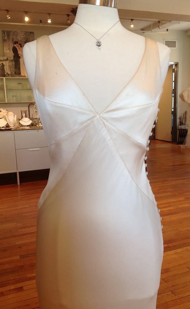 Elizabeth Fillmore 'Deco' - Elizabeth Fillmore - Nearly Newlywed Bridal Boutique - 2