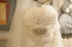 Pronovias 'Dietrich' - Pronovias - Nearly Newlywed Bridal Boutique - 2