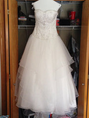 Jasmine 'Couture' - Jasmine Couture Bridal - Nearly Newlywed Bridal Boutique - 1