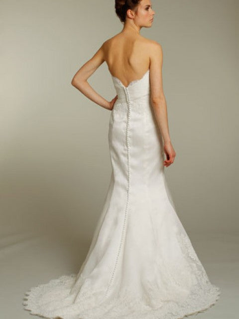 Alvina Valenta Style #9153 - Alvina Valenta - Nearly Newlywed Bridal Boutique - 2