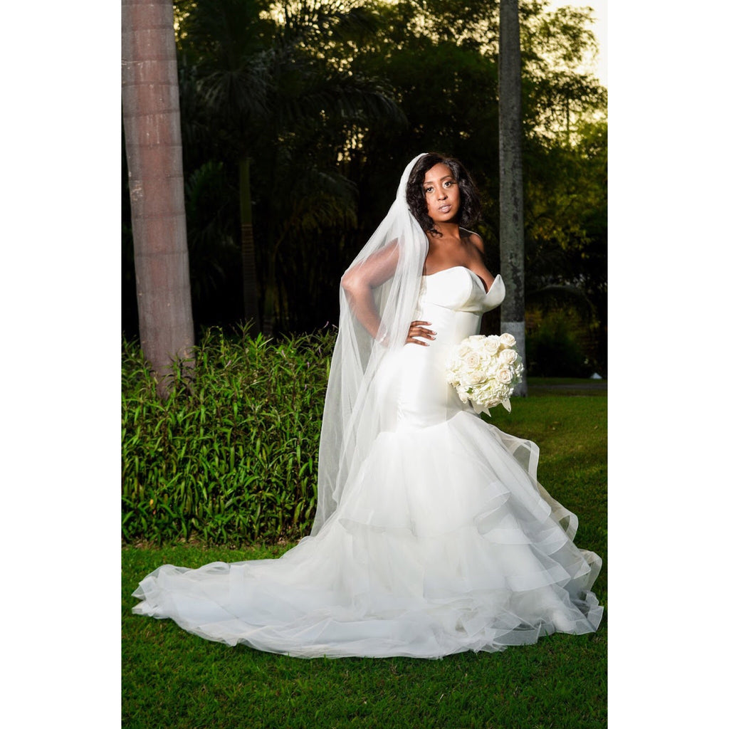 Allure Bridals '9416' Size 12 Used Wedding Dress