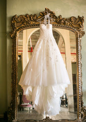 Aire Barcelona 'Aydin' - aire barcelona - Nearly Newlywed Bridal Boutique - 1