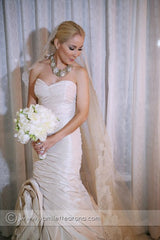 Ines Di Santo 'Chiara' - Ines Di Santo - Nearly Newlywed Bridal Boutique - 2