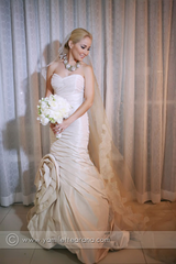 Ines Di Santo 'Chiara' - Ines Di Santo - Nearly Newlywed Bridal Boutique - 3