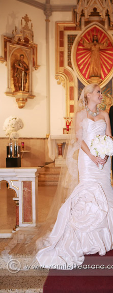 Ines Di Santo 'Chiara' - Ines Di Santo - Nearly Newlywed Bridal Boutique - 4