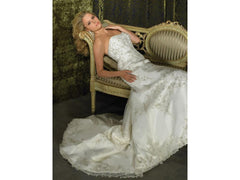 Allure Bridals style #8586 - Allure Bridals - Nearly Newlywed Bridal Boutique - 2