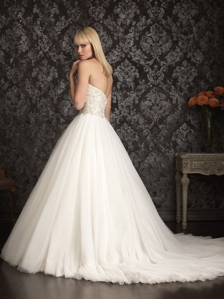 Allure Style 9006 - Allure - Nearly Newlywed Bridal Boutique - 3