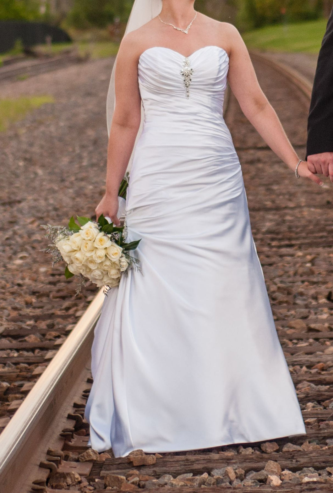 Maggie Sottero 'Deidre' - Maggie Sottero - Nearly Newlywed Bridal Boutique - 1