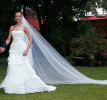 Load image into Gallery viewer, Michelle Roth 'Adel' - Michelle Roth - Nearly Newlywed Bridal Boutique - 2