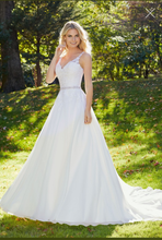 Load image into Gallery viewer, Mori Lee '3214R Michelle' size 10 new wedding dress front view on model