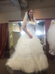 Alfred Angelo 'Disney Belle' - alfred angelo - Nearly Newlywed Bridal Boutique - 1