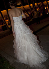 Badgley Mischka 'Lexington' - Badgley Mischka - Nearly Newlywed Bridal Boutique - 1
