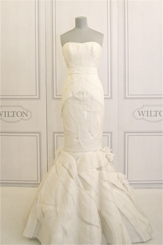 Vera Wang 'Jessica' - Vera Wang - Nearly Newlywed Bridal Boutique - 2
