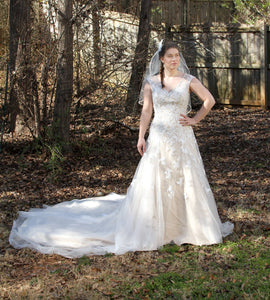 Custom 'Custom' - unknown - Nearly Newlywed Bridal Boutique - 2