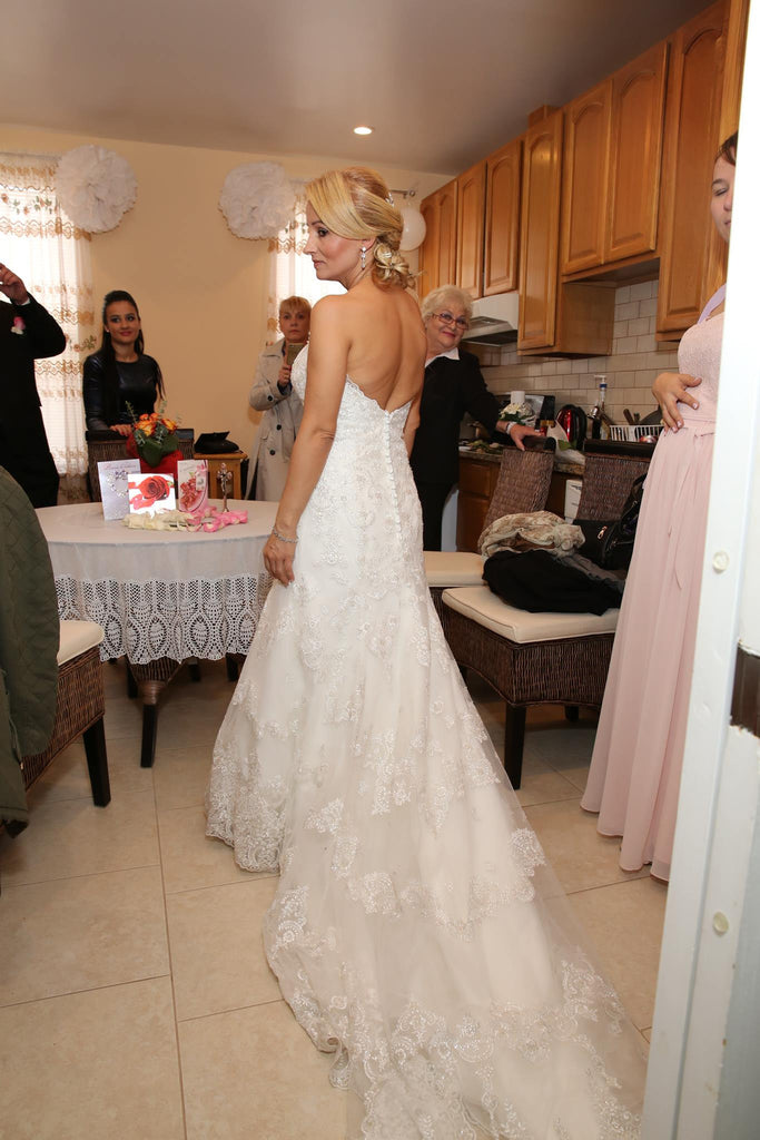 Allure Bridal 'Sweetheart' - Allure Bridals - Nearly Newlywed Bridal Boutique - 4