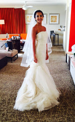 Vera Wang 'Strapless' - Vera Wang - Nearly Newlywed Bridal Boutique - 1