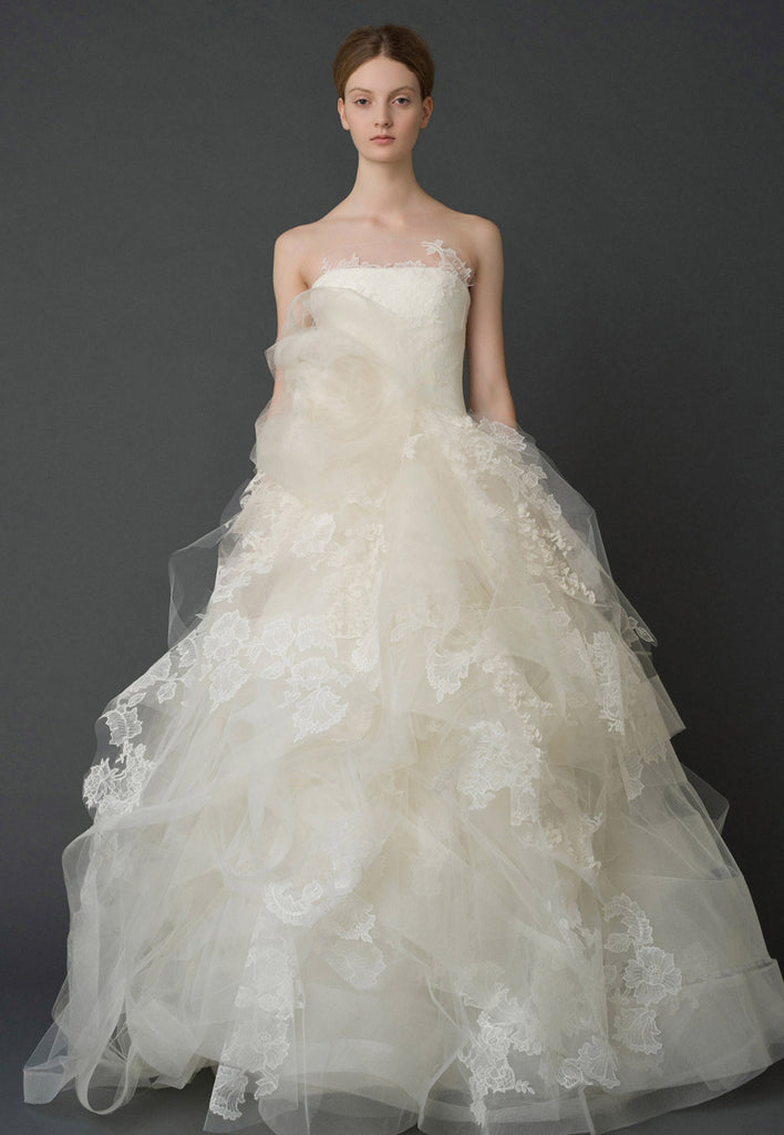 "Vera Wang ""Helena"" - Vera Wang - Nearly Newlywed Bridal Boutique - 8"