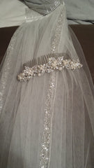 Allure Bridals 'Romance 2816' - Allure Bridals - Nearly Newlywed Bridal Boutique - 3
