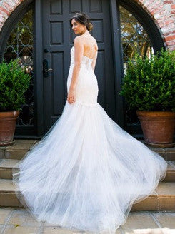 Marchesa 'B11803' - Marchesa - Nearly Newlywed Bridal Boutique - 1