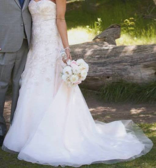 Martina Liana '510' - Martina Liana - Nearly Newlywed Bridal Boutique - 5