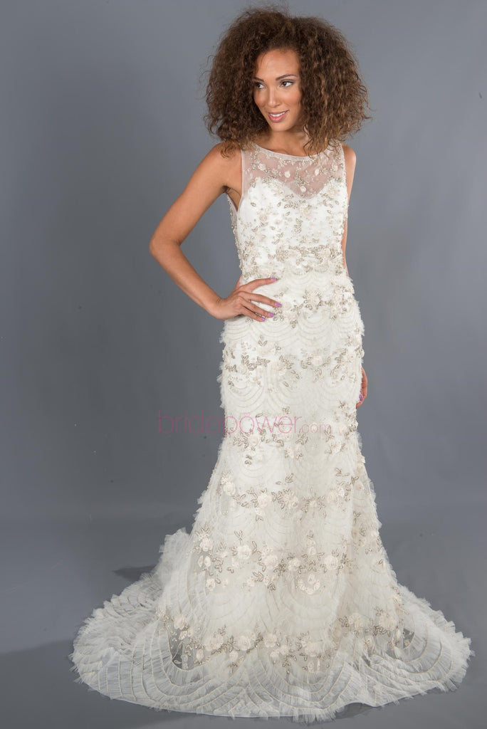 Lazaro '3362' - Lazaro - Nearly Newlywed Bridal Boutique - 1