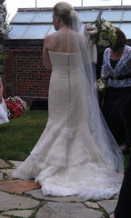 Vera Wang 'Audrey' - Vera Wang - Nearly Newlywed Bridal Boutique - 2