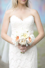 Allure Bridals '9017' - Allure Bridals - Nearly Newlywed Bridal Boutique - 1