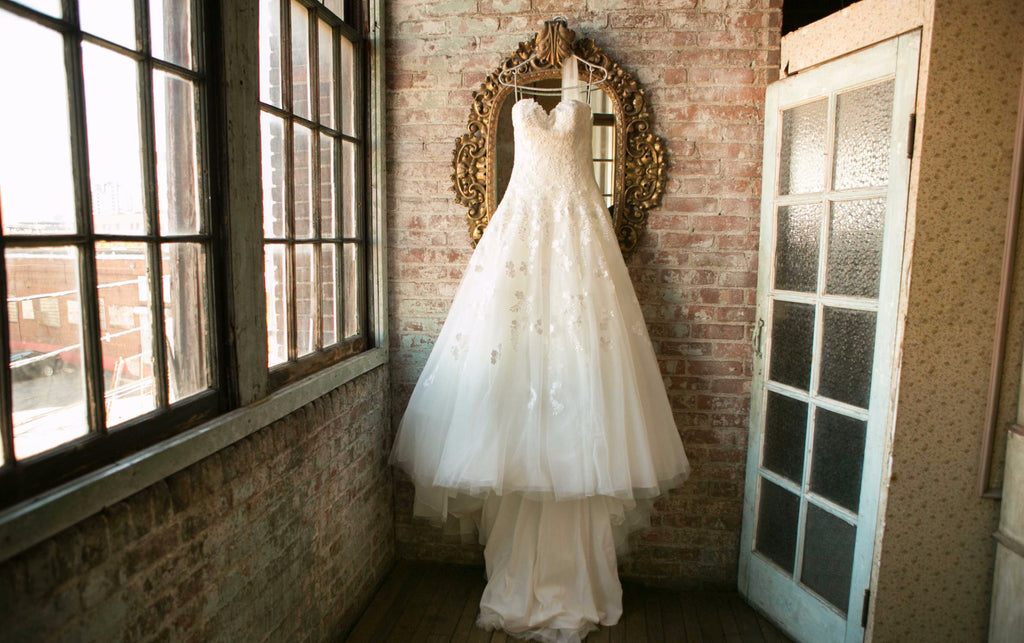 Aire Barcelona 'Aydin' - aire barcelona - Nearly Newlywed Bridal Boutique - 2