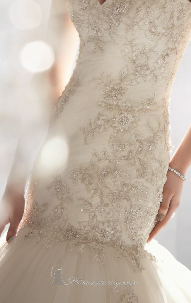 Mori Lee '1956' - Mori Lee - Nearly Newlywed Bridal Boutique - 1