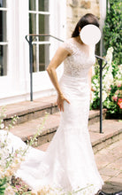 Load image into Gallery viewer, Mira Zwillinger 'Custom Sammy' wedding dress size-02 PREOWNED