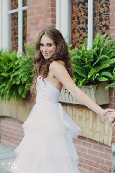 Ivy & Aster In Bloom Wedding Dress - Ivy & Aster - Nearly Newlywed Bridal Boutique - 4