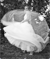 Monique Lhuillier 'Swan Lake' - Monique Lhuillier - Nearly Newlywed Bridal Boutique - 1