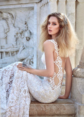Galia Lahav 'Aurora Ivory Tower' - Galia lahav - Nearly Newlywed Bridal Boutique - 1