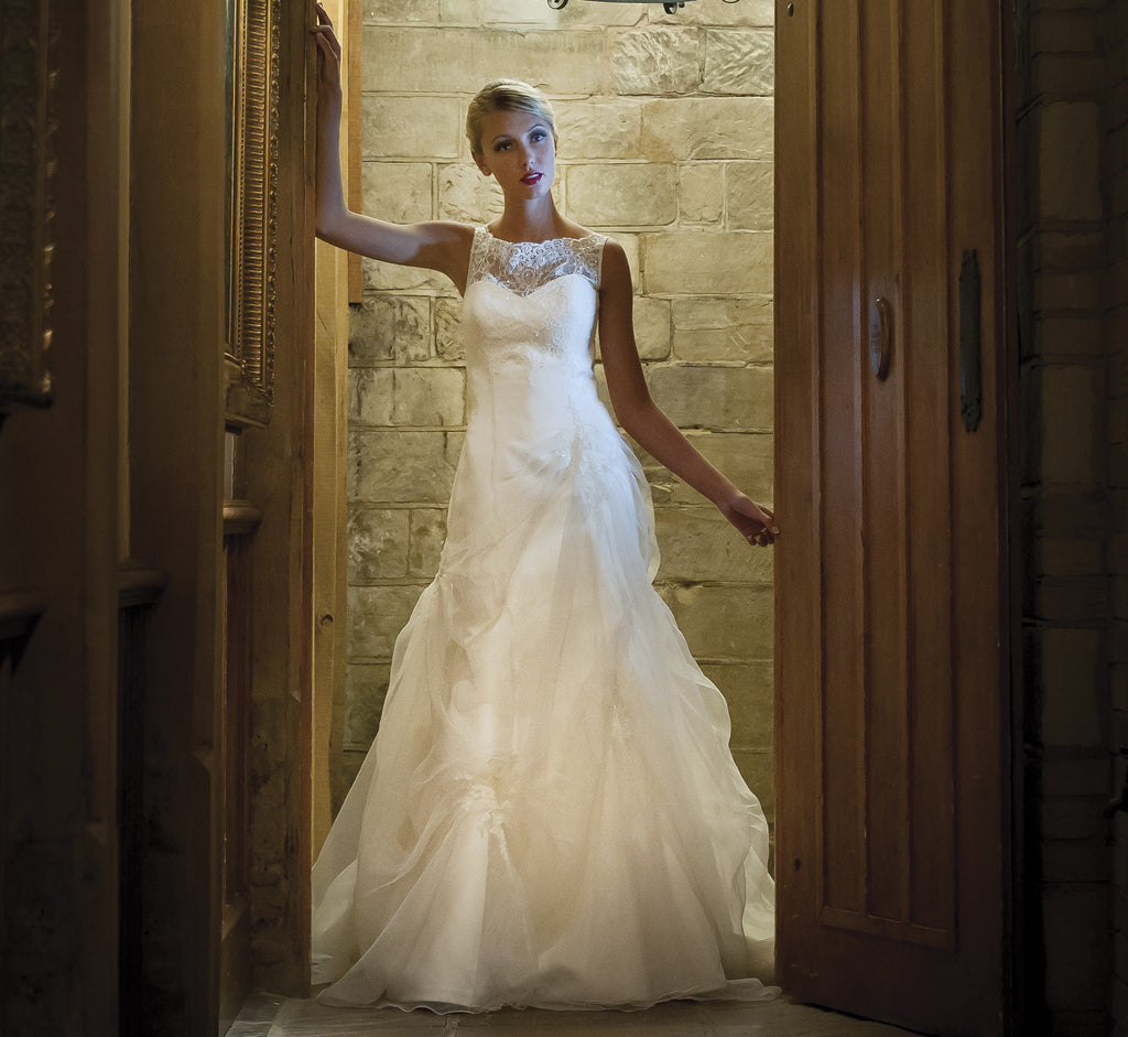 Augusta Jones 'Luz' - Augusta Jones - Nearly Newlywed Bridal Boutique - 1