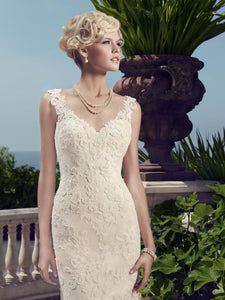 Casablanca '2155' - Casablanca - Nearly Newlywed Bridal Boutique - 1