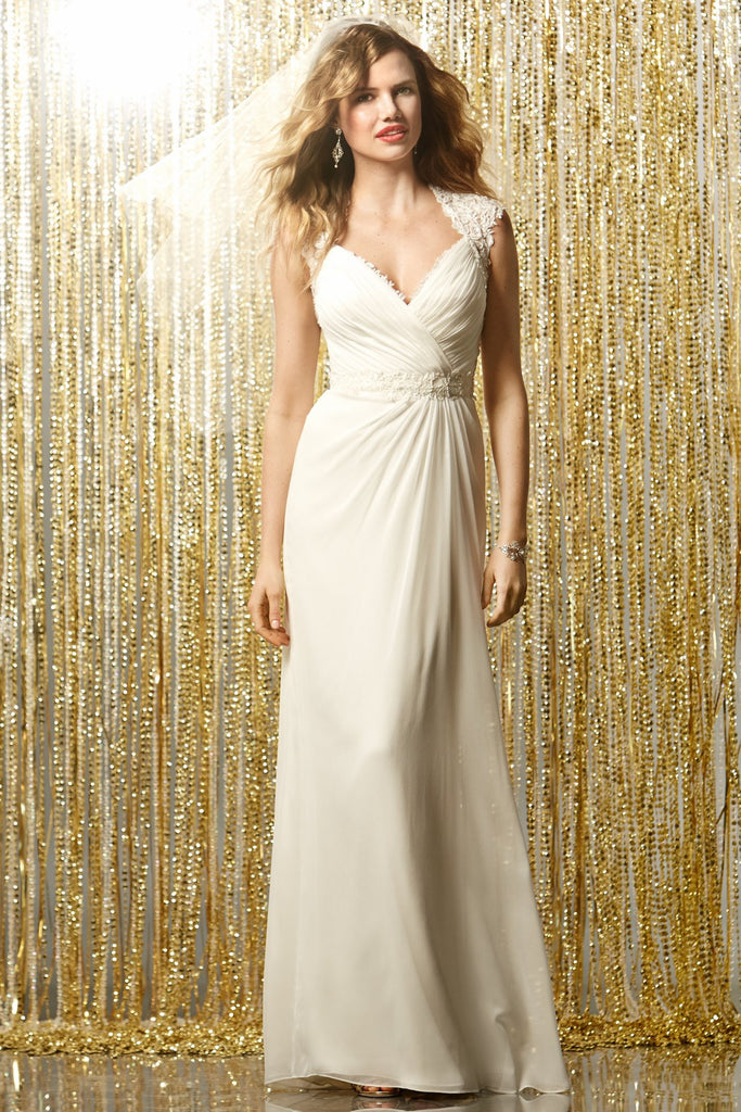 Wtoo 'Callisto Gown' - Wtoo - Nearly Newlywed Bridal Boutique - 1