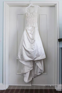 Monique Lhuillier 'Fitted Corset Dress' - Monique Lhuillier - Nearly Newlywed Bridal Boutique - 2
