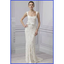 "Load image into Gallery viewer, Monique Lhuillier ""Luxe"" - Monique Lhuillier - Nearly Newlywed Bridal Boutique - 1"