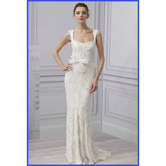 "Monique Lhuillier ""Luxe"" - Monique Lhuillier - Nearly Newlywed Bridal Boutique - 1"