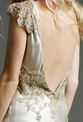 Johanna Johnson 'The Satine' Wedding Dress - Johanna Johnson - Nearly Newlywed Bridal Boutique - 2