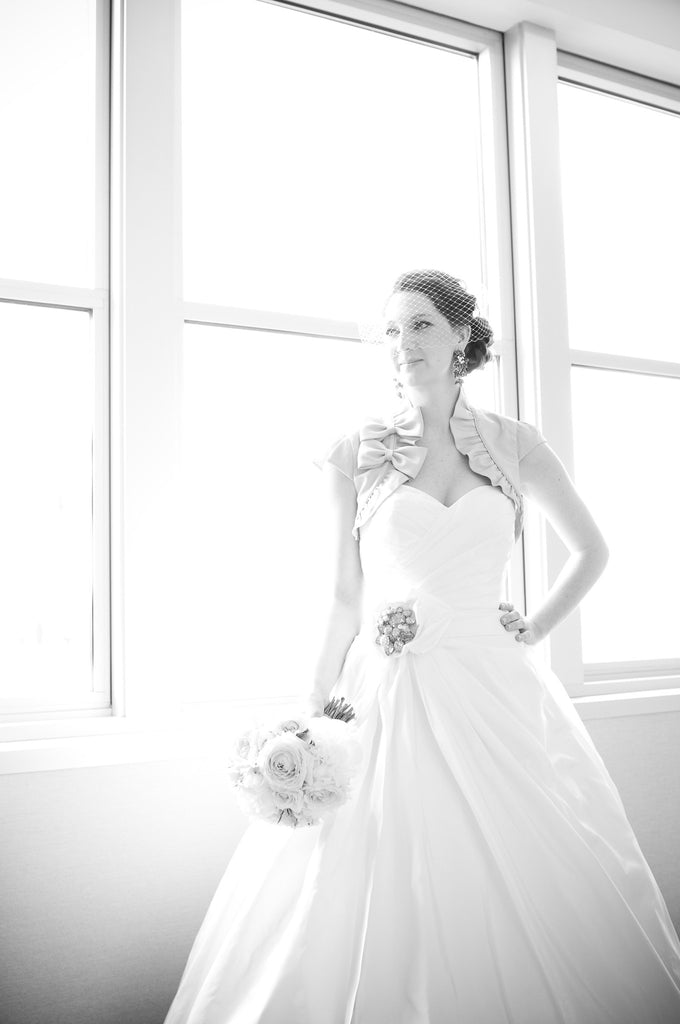 Priscilla of Boston 'Maeve' - Priscilla of Boston - Nearly Newlywed Bridal Boutique - 2
