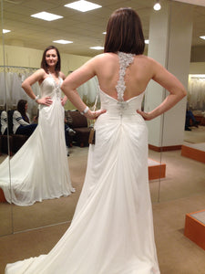 Demetrios Style #DP211 Exclusive - Demetrios - Nearly Newlywed Bridal Boutique - 4