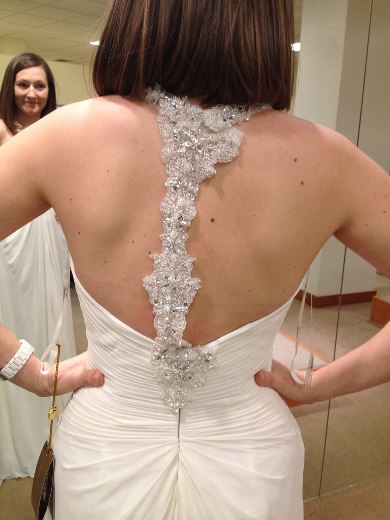 Demetrios Style #DP211 Exclusive - Demetrios - Nearly Newlywed Bridal Boutique - 2