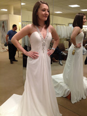 Demetrios Style #DP211 Exclusive - Demetrios - Nearly Newlywed Bridal Boutique - 1