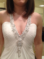 Demetrios Style #DP211 Exclusive - Demetrios - Nearly Newlywed Bridal Boutique - 3