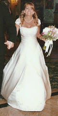 Custom 'Ivory Dress' - Custom - Nearly Newlywed Bridal Boutique - 1