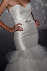 Tara Keely 'Jim Hjelm Couture' - Tara Keely - Nearly Newlywed Bridal Boutique - 4
