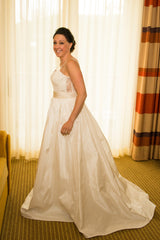 Amsale 'Cameron' - Amsale - Nearly Newlywed Bridal Boutique - 2