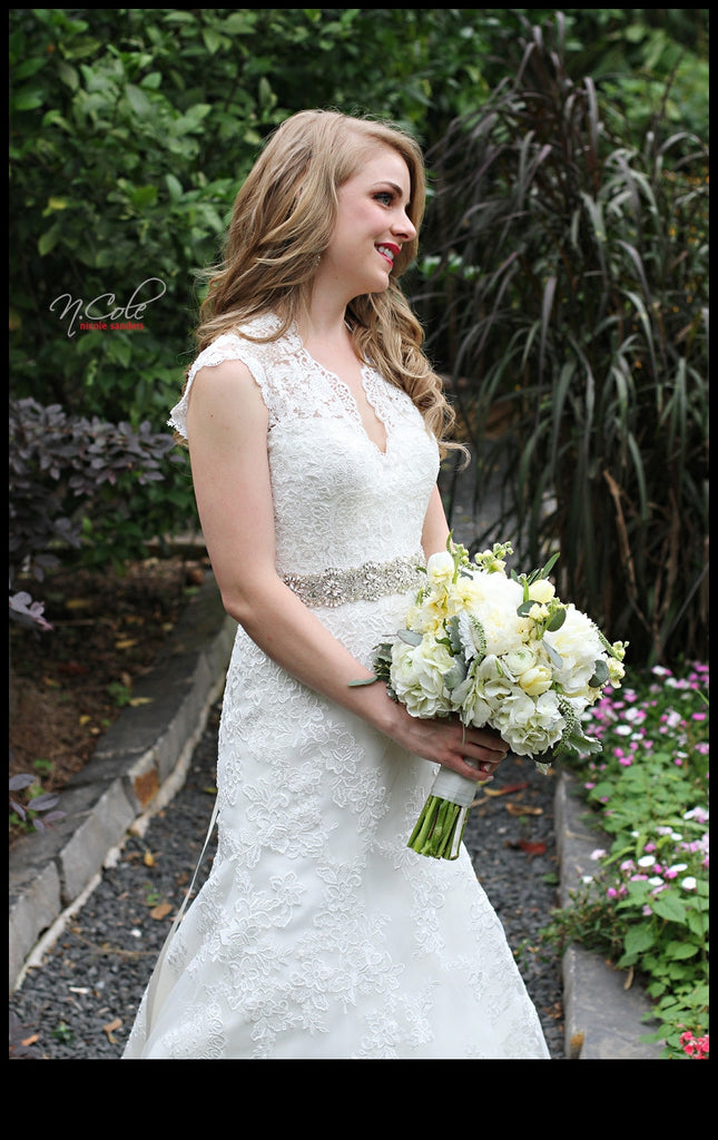 Allure Bridals '9113' - Allure Bridals - Nearly Newlywed Bridal Boutique - 2