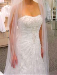 David's Bridal '9821' - David's Bridal - Nearly Newlywed Bridal Boutique - 1